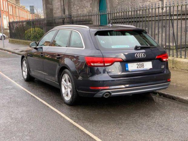 Audi A4 2018 full