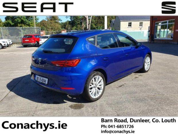 SEAT Leon 1.6 TDI 17 WHEELS SE 115PS 2018 full
