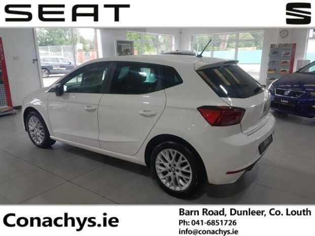 SEAT Ibiza 2019 1.0TSI 95HP SE PLUS ***FANTASTIC VALUE ON THIS 192 IBIZA SAVE ++EURO++2965 FROM NEW PRICE full
