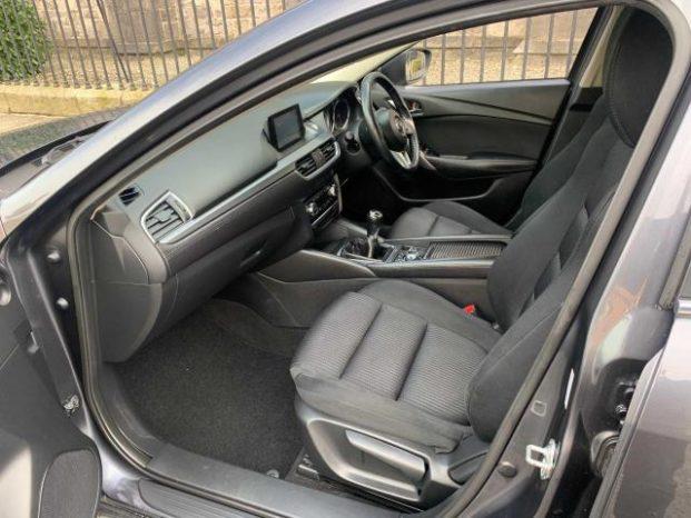 Mazda Mazda6 2015 full