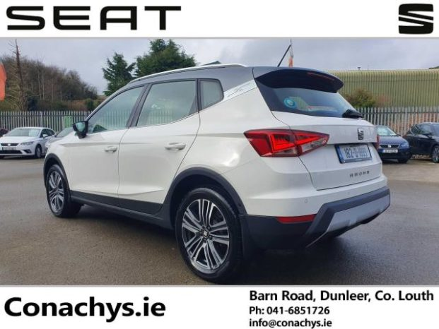 SEAT Arona 1.0TSI 115hp Excellence Automatic *** STUNNING CAR, 3.9% PCP AVAIBABLE 2018 full