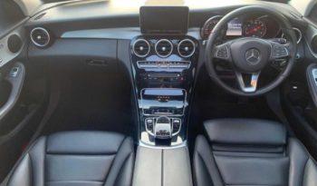 Mercedes-Benz C Class 2016 full
