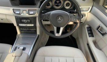 Mercedes-Benz E Class 2014 full