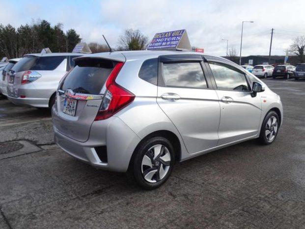 Honda Fit 2014 full