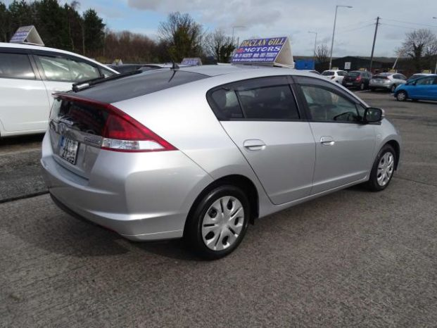 Honda Insight 2014 full