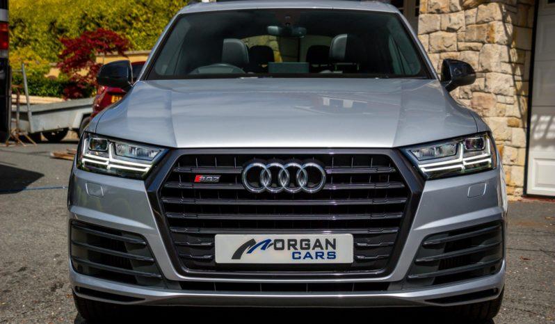 Audi Q7, 2017, SQ7 4.0 TDI QUATTRO full