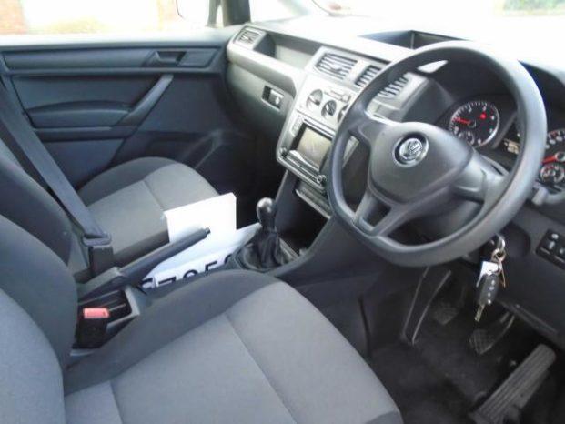 Volkswagen Caddy 2016 full