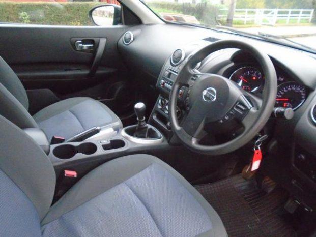 Nissan Qashqai 2012 full