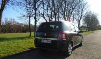Opel Zafira 2013 full