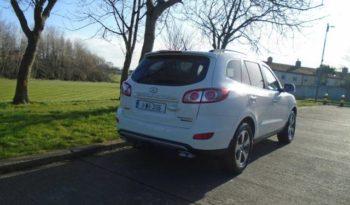 Hyundai Santa Fe 2011 full