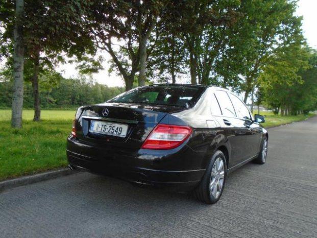 Mercedes-Benz C Class 2011 full