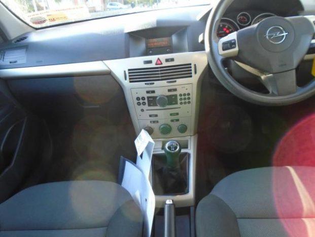 Opel Astra 2007 full