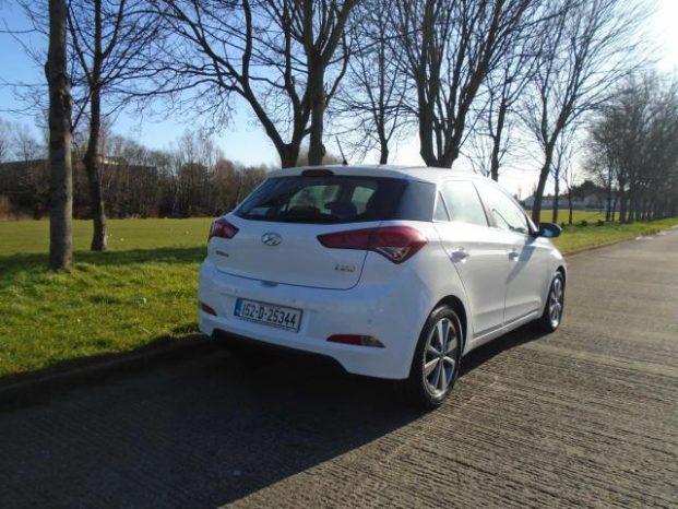 Hyundai i20 2015 full