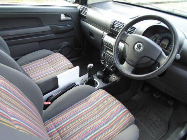 Volkswagen Fox 2007 full