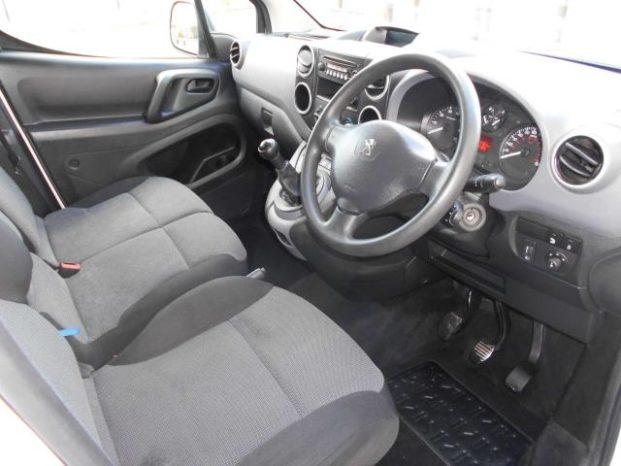 2017 Peugeot Partner 1.6 HDI 850KG 100 BHP PROFESSIONAL full