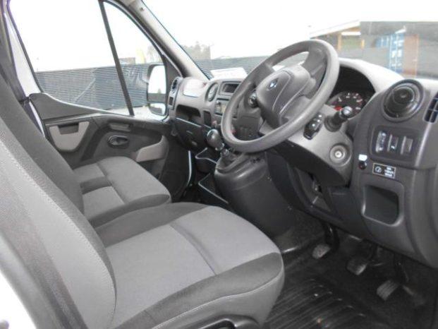 2014 Renault Master 2.3 DCI ENERGY LWB 125BHP full
