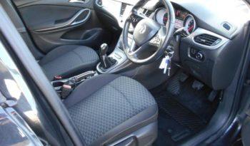 2015 Vauxhall Astra 1.6 CDTI DESIGN 110BHP NEW MODEL full