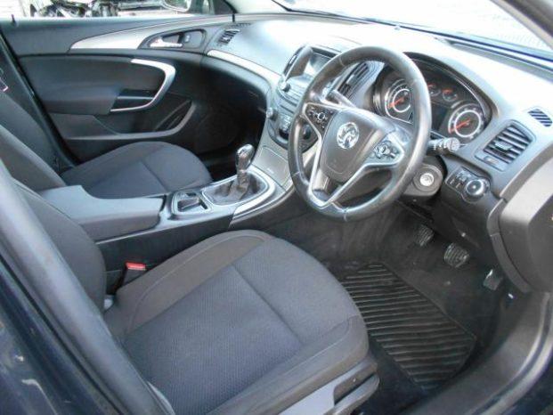 2016 Vauxhall Insignia 1.6 CDTI DESIGN 136 BHP full