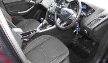 2015 Ford Focus 1.5 TDCI ZETEC 120BHP full