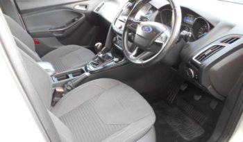 2015 Ford Focus 1.5 TDCI TITANIUM 120 BHP full