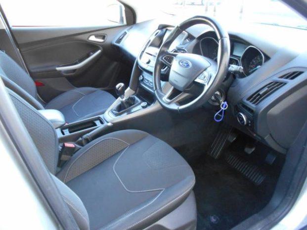 2016 Ford Focus 1.6 TDCI ZETEC 120 BHP full