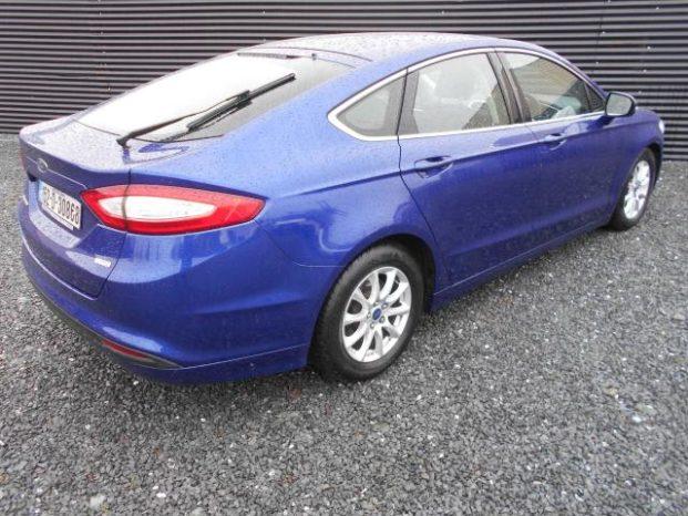 2015 Ford Mondeo 1.6 TDCI TITANIUM 120 BHP full