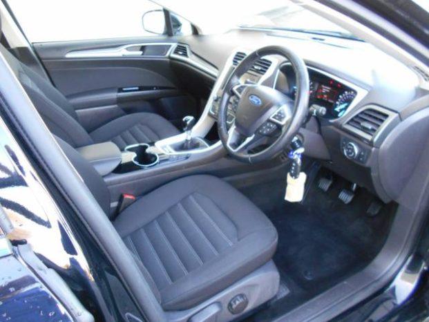 2016 Ford Mondeo 1.5 TDCI ZETEC 120 BHP full
