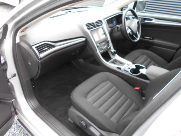 2016 Ford Mondeo 2.0 TDCI ZETEC 150 BHP full