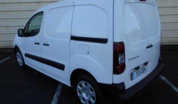 2014 Peugeot Partner 1.6 HDI PROFESSIONAL full