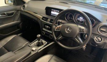 Mercedes-Benz C Class 2013 full