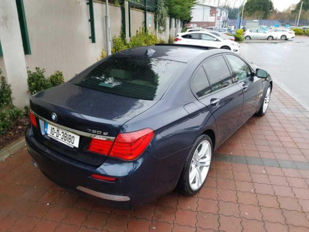 BMW 7 Series 2010 full
