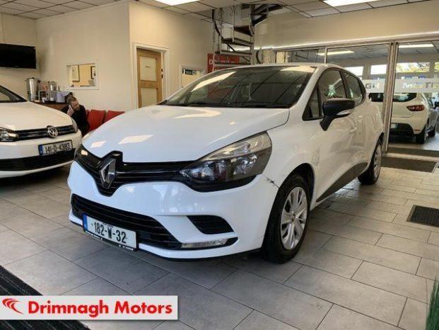 Renault Clio 2018 full