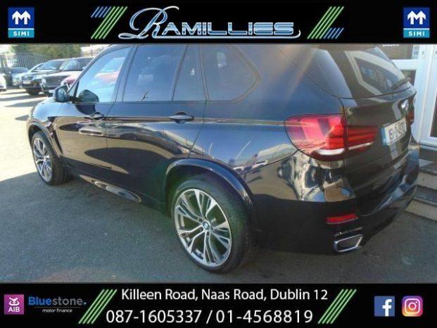 BMW X5 2015 full