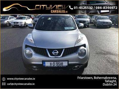 Nissan Juke 2011 1.6 SV 5DR//HIGH SPEC//FINANCE AVAILABLE full