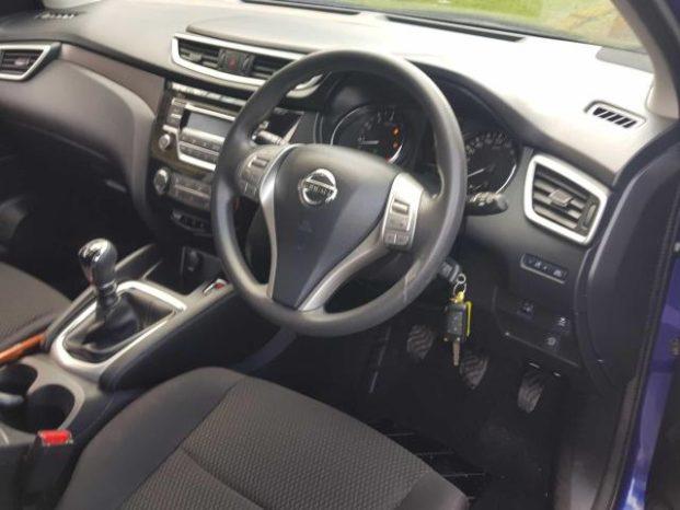 Nissan Qashqai 2014 full