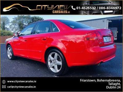 Audi A4 1.6 SPORT 102BHP//LEATHER//NEW TIMING BELT//FULL HISTORY 2008 full