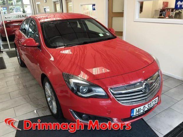 Opel Insignia 2014 full