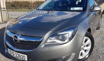 Opel Insignia 2017 full