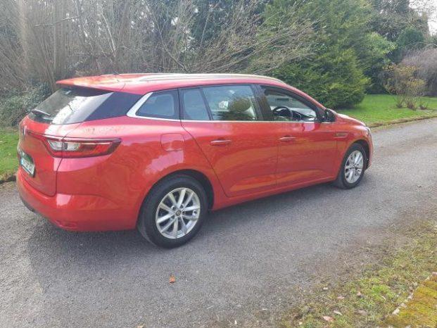 Renault Megane 2017 full