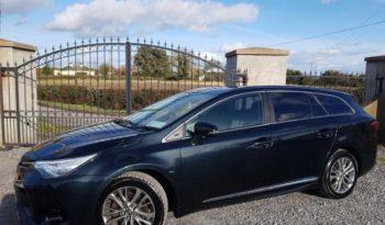Toyota Avensis 2015 full