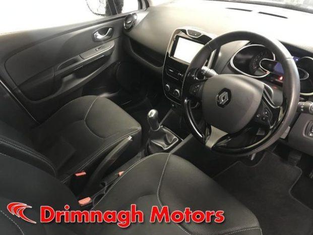Renault Clio 2016 full