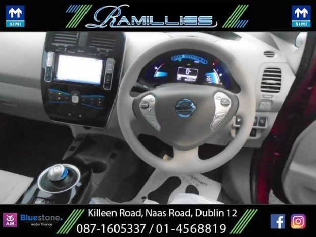 Nissan Leaf 2014 full