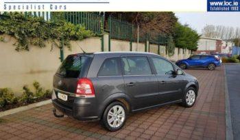 Opel Zafira 2011 full