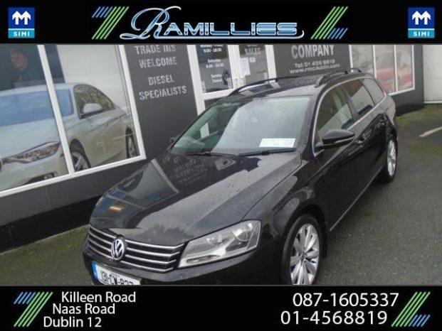 2013 Volkswagen Passat full