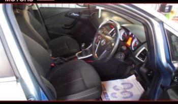 Vauxhall Astra 2015 full