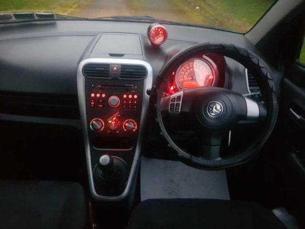 Opel Agila 2010 full