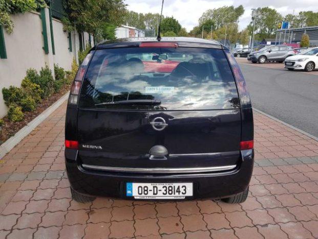 Opel Meriva 2008 full