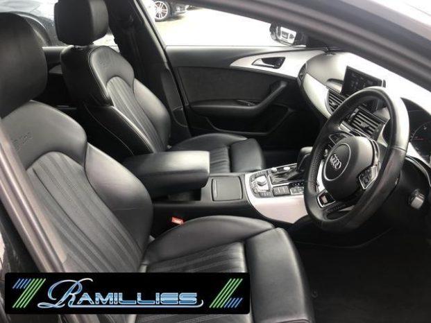 Audi A6 2017 full