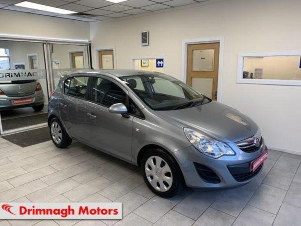 Opel Corsa 2013 full