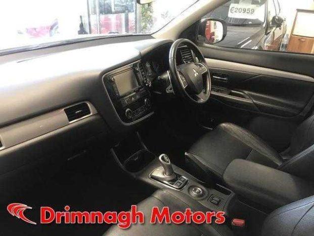 Mitsubishi Outlander 2015 full